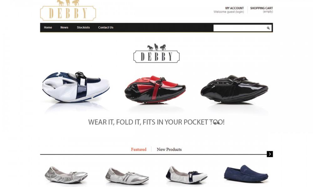 Debby Pumps online store