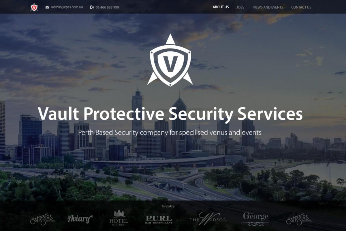 Vault Security