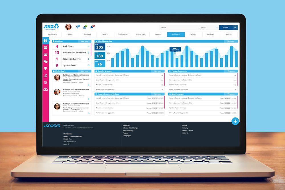 UI Admin redesign