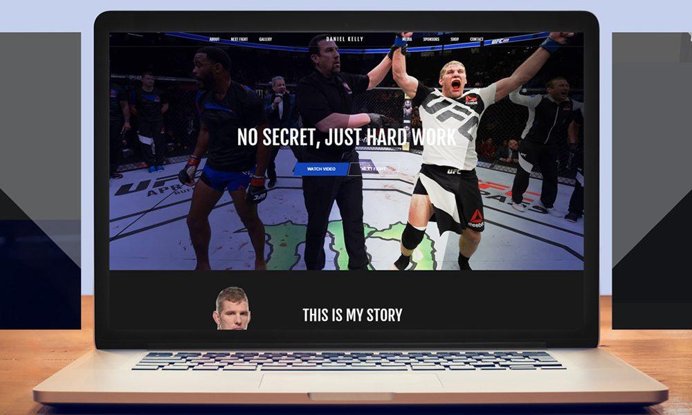 Daniel Kelly MMA fighter profile